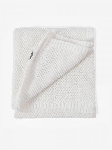 שמיכה מלבנית סרוגה / בייבי של MINENE