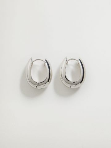 EARRINGS DEACON של MANGO