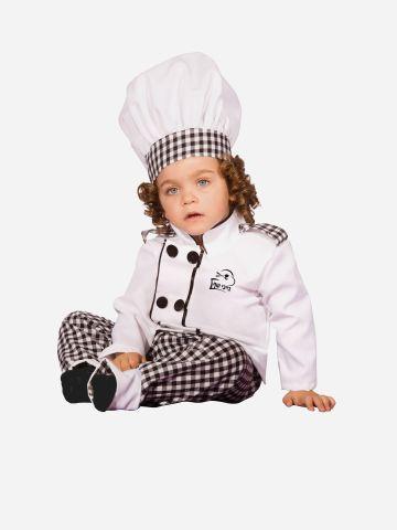 תחפושת שף לתינוקות / תחפושת לפורים של SHOSHI ZOHAR