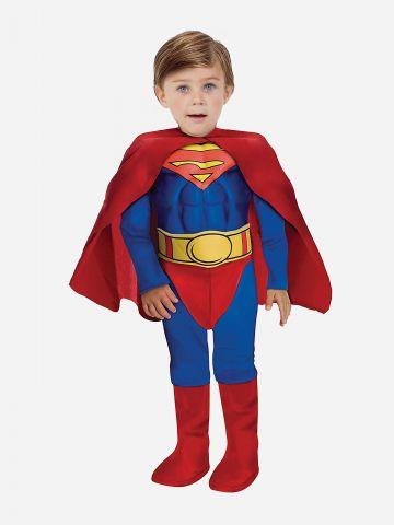 תחפושת סופרמן לתינוקות / תחפושת לפורים של TOYS