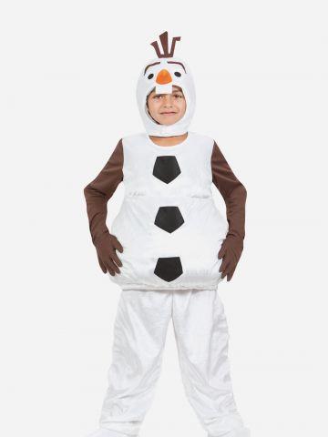 תחפושת איש השלג לילדים / תחפושת לפורים של SHOSHI ZOHAR