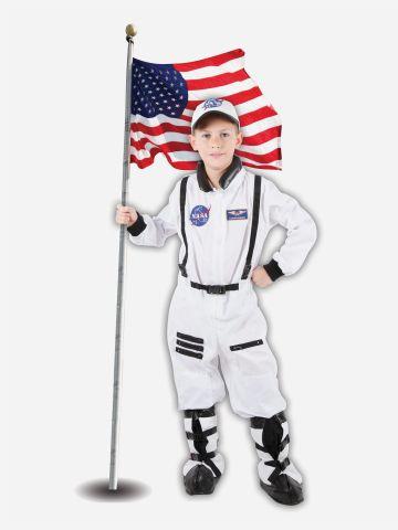 תחפושת אסטרונאוט לילדים / תחפושת לפורים של TOYS