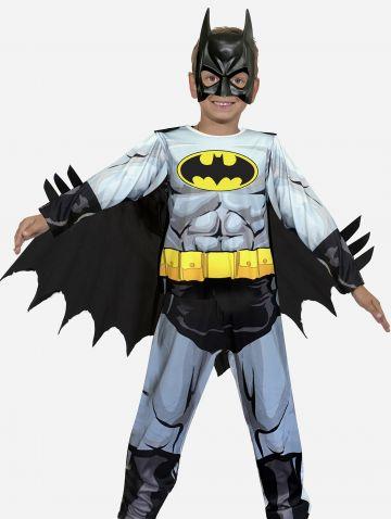תחפושת באטמן לילדים / תחפושת לפורים של TOYS