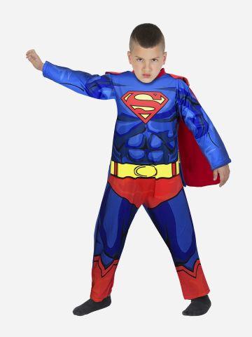 תחפושת סופרמן לילדים / תחפושת לפורים של TOYS