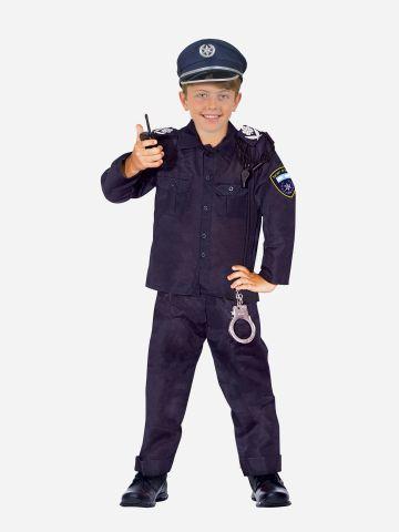 תחפושת שוטר לילדים / תחפושת לפורים של TOYS