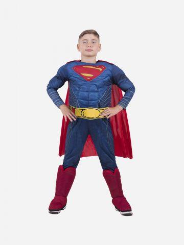 תחפושת סופרמן שרירי לילדים / תחפושת לפורים של SHOSHI ZOHAR