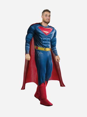 תחפושת סופרמן לגברים / תחפושת לפורים של SHOSHI ZOHAR