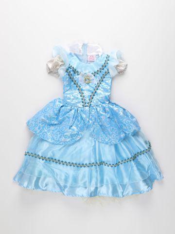 תחפושת הנסיכה סינדרלה לילדות / תחפושת לפורים של TOYS