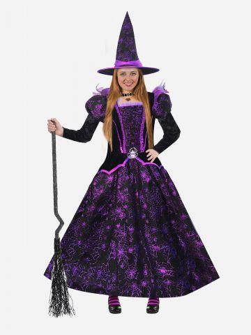 תחפושת מכשפה קסומה לנערות / תחפושת לפורים של TOYS