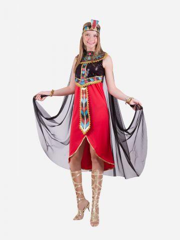 תחפושת מלכת מצרים לנערות / תחפושת לפורים של TOYS