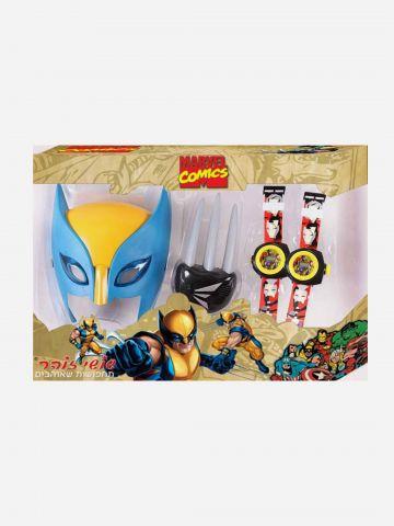 סט גיבורי על ענק בקופסא של SHOSHI ZOHAR