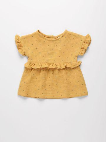 חולצת טטרה עם מלמלה / 6M-4Y של TERMINAL X KIDS