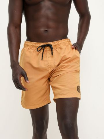 מכנסי בגד ים עם פאץ' של FOX