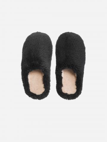 נעלי בית דמוי פרווה / גברים של HOT TUNA