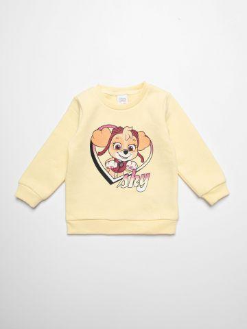 חולצת פוטר עם הדפס דיסני / 3M-3Y של FOX