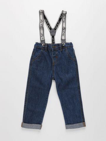 ג'ינס עם שלייקס / 3M-3Y של FOX