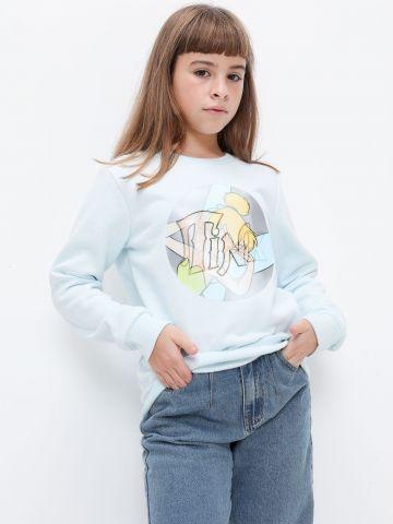 חולצת פוטר עם הדפס טינקרבל של FOX