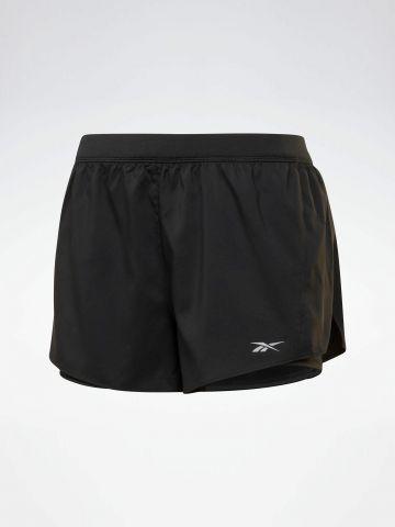 מכנסי אימון קצרים עם טייץ פנימי / גברים של REEBOK