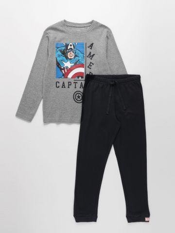 סט פיג'מה קפטן אמריקה / בנים של FOX