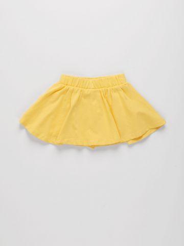 חצאית עם מכנס בבטנה / 3M-6Y של FOX