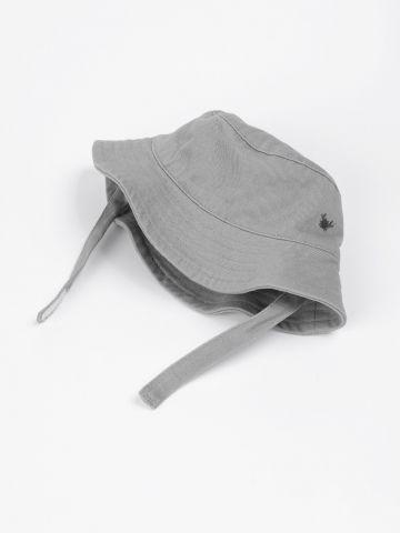 כובע באקט עם רקמה / 0-3Y של TERMINAL X KIDS