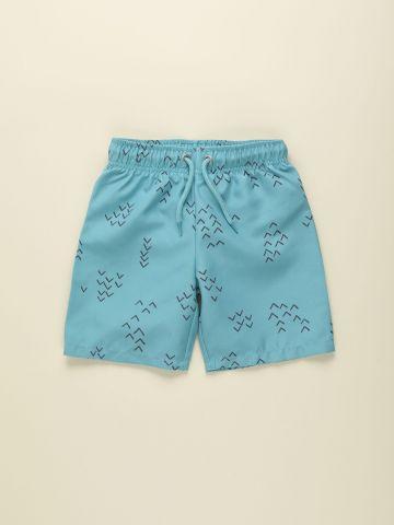 מכנסי גלישה בהדפס / 4Y-9Y של TERMINAL X KIDS