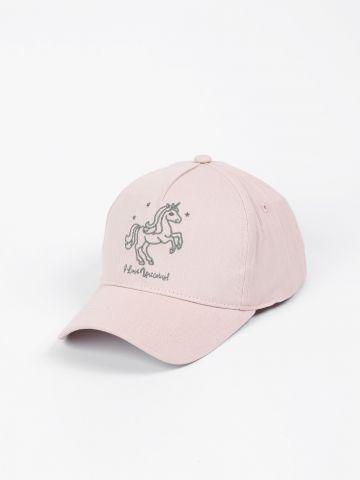 כובע מצחייה יונירקורן / 1Y-9Y של TERMINAL X KIDS