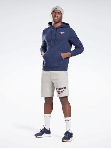 מכנסיים קצרים פרנץ' טרי עם לוגו של REEBOK