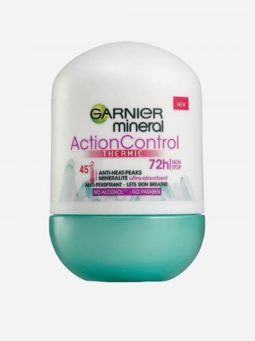 דאודורנט רול אקשן קונטרול 72 שעות Action Control Deodorant של GARNIER
