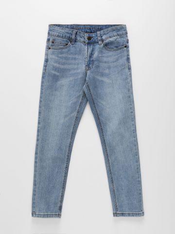 ג'ינס סקיני ארוך Med Wash Skinny / בנים של AMERICAN EAGLE