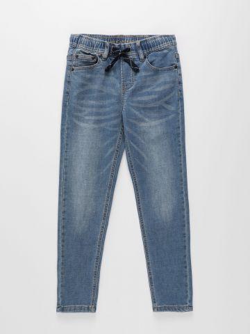 ג'ינס סקיני עם שרוכי קשירה Super Soft Skinny / בנים של AMERICAN EAGLE
