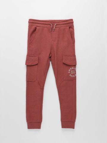 מכנסי טרנינג עם כיסים / בנים של AMERICAN EAGLE