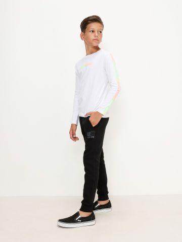 מכנסי פוטר עם כיסים של AMERICAN EAGLE