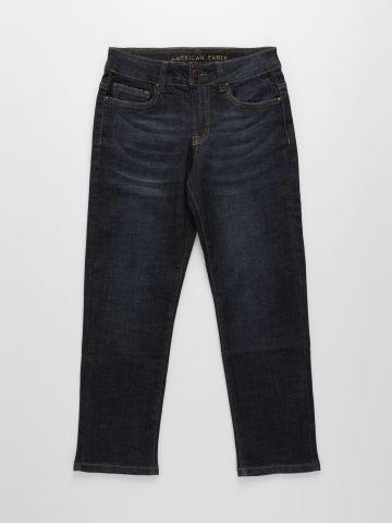 ג'ינס בסגנון ווש בגזרת Slim / בנים של AMERICAN EAGLE
