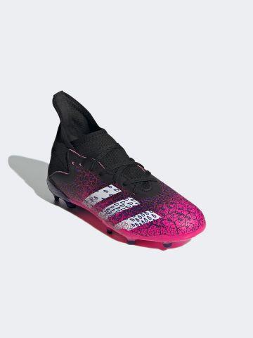 נעלי כדורגל PREDATOR FREAK .3 FG J / בנים של ADIDAS Performance