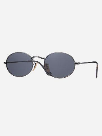 משקפי שמש עגולים עם מסגרת דקה של XRAY
