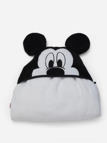 מגבת עם כובע מיקי מאוס / בייבי של SHILAV