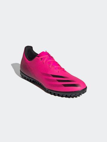 נעלי פקקים X Ghosted 4 / גברים של ADIDAS Performance
