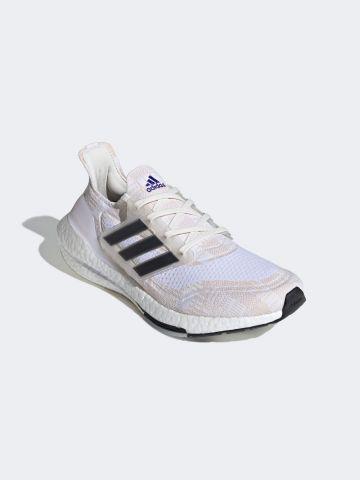 נעלי ריצה Ultraboost 21 Primeblue / נשים של ADIDAS Performance