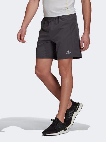 מכנסי אימון קצרים עם לוגו של ADIDAS Performance
