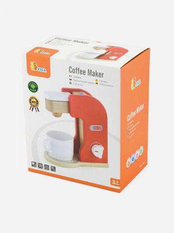 ויגה מכונת קפה עץ / +3Y של TOYS