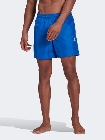 מכנסי בגד ים קצרים עם לוגו / גברים של ADIDAS Performance