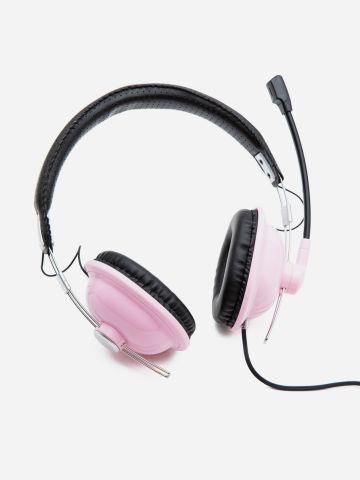 אוזניות עם דיבורית / בנות של YOLO
