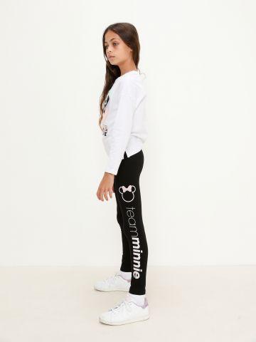 מארז 2 מכנסי טייץ  עם הדפס דיסני של FOX