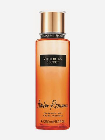 ספריי גוף לאישה Amber Romance של Victoria's Secret