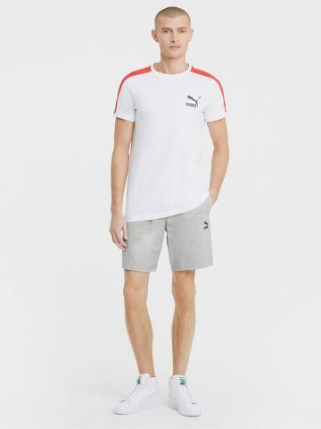 מכנסי טרנינג עם רקמת לוגו / גברים של PUMA