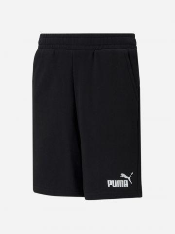 מכנסיים קצרים פרנץ' טרי עם לוגו / בנים של PUMA