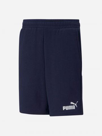 מכנסיים קצרים פרנץ' טרי הדפס לוגו / בנים של PUMA