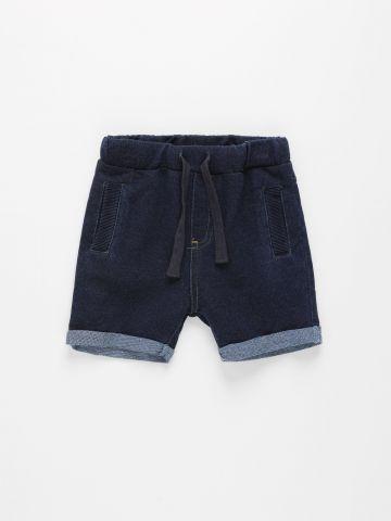ג'ינס בגזרת ברמודה / 0-12M של THE CHILDREN'S PLACE