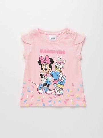 חולצה עם הדפס דיסני / 6M-4Y של THE CHILDREN'S PLACE